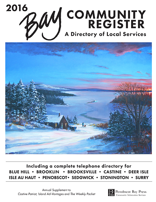 Bay Community Register 2016